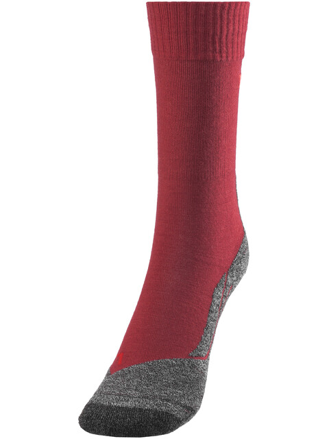 Falke TK2 - Calcetines Mujer - rojo